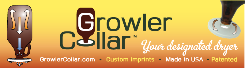 Growler Collar Banner